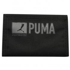 Portofel Puma L25Xl13cm -produs original- IN STOC - Portofel Barbati Puma, Negru