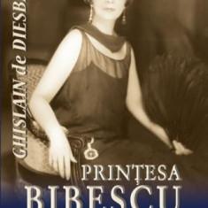 Roman - Printesa Bibescu - Ultima orhidee, autor Ghislain de Diesbach