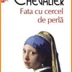 Roman - Fata cu cercel de perla Top10+, autor Tracy Chevalier