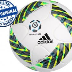 Minge fotbal Adidas Ekstraklasa - oficiala de joc profesionala originala, Marime: 5, Gazon