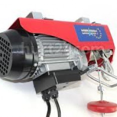 Macara Electrica/Vinci/Troliu 150-300kg Eurocraft