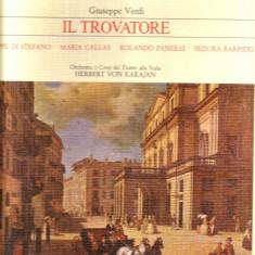 Vinil - Verdi Trubadurul - Muzica Opera emi records