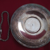 Farfurioara si bratara argintata la un singur pret, Farfurii