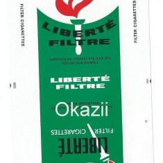 Pachet tigari - Ambalaj pachet necartonat tigari Liberte