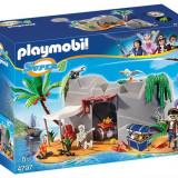 Super 4 - Pestera Piratilor Playmobil
