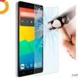 FOLIE STICLA SECURIZATA LENOVO S90 TEMPERED GLASS - Husa Telefon Sony, Transparent, Silicon, Husa