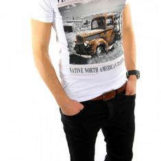 Tricou tip ZARA - tricou barbati - tricou slim fit - tricou fashion - 6040