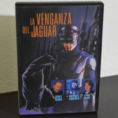 Film DVD 1996 - La Vanganza Del Jaguar (Pray of the Jaguar - DVD ORIGINAL) #79 - Film thriller, Engleza