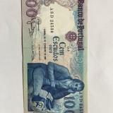 PORTUGALIA 100 ESCUDOS 1981, Europa