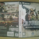 Jocuri PC, Shooting, 16+ - Call of Juarez - Bound in blood - PC ( GameLand )