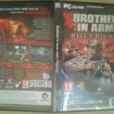Jocuri PC, Shooting, 16+ - Brothers in arms - Hell's Highway (Focus) - PC ( GameLand )