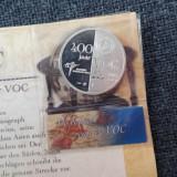 "Medalion, Argint 925, diametru 30mm, Olanda. Citeste ""Descriere produs"", Europa, An: 2002"