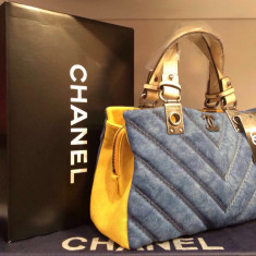 Geanta Dama Chanel, Geanta de umar, Asemanator piele - Geanta Chanel Office Full Box * Colectia 2016 * Genti de fima * Posete * Bags *