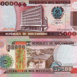 MOZAMBIC 50.000 meticais 1993 UNC!!!