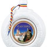 Bautura alcoolica - Vlad Tepes Tuica de prune portelan 1l
