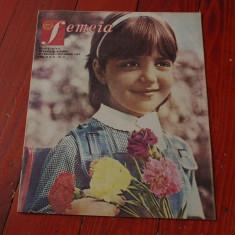 Revista Femeia - anul XL nr 9 septembrie 1987 / 24 pagini !!!