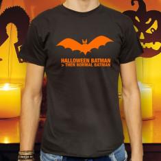 Costum Halloween - Tricou Halloween Batman