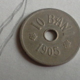 10 BANI 1905/1 FRUMOASA - Moneda Romania