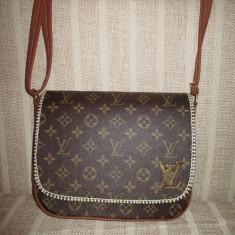 Geanta dama maro tip postas Louis Vuitton+CADOU, Culoare: Din imagine, Marime: Medie