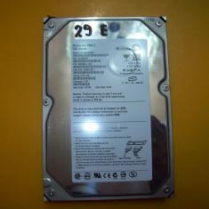 29E.HDD Hard Disk Desktop, Seagate Barracuda, 200GB, Sata, 8MB Bufer, 200-499 GB, Rotatii: 7200