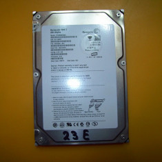 23E.HDD Hard Disk Seagate Desktop 200GB Seagata Barracuda, Sata, 8MB Bufer, 200-499 GB, Rotatii: 7200