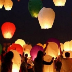 Lampioane colorate set 200 - cel mai avantajos pret!