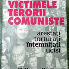 Istorie - Victimele terorii comuniste Dictionar N-O