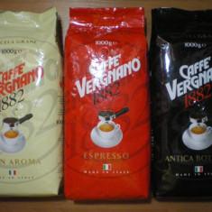 Cafea boabe Vergnano Italia