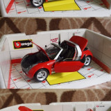 Smart Coupe 1/18 - Macheta auto