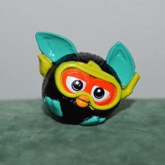 Jucarii - Jucarie figurina Furby, cauciuc tare, 3.5x3.5cm, HASBRO, furblings