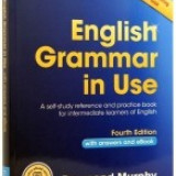 English Grammar in Use Intermediate (4th Edition) with Answers & eBook - Certificare