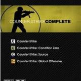 Jocuri PC - Counter-Strike: Complete (Condition Zero, Global, Source)