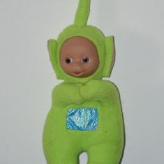 Jucarie plus Personaj Teletubbies, Dipsy (verde), 19cm, - Jucarii plus