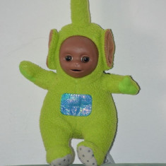 Jucarie plus Personaj Teletubbies, Dipsy (verde), 19cm cu antenuta cu tot - Jucarii plus