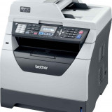 Brother MFC-8380DN, Imprimanta, Copiator, Fax, Scaner, Duplex, Retea, 1200 x 1200 - Multifunctionala