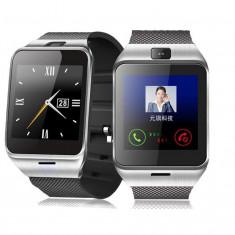 Ceas Telefon SMART-WATCH Inteligent SIM GSM GV18 2016 Destept Smartwatch Android