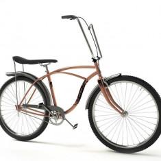 Bicicleta retro - Pegas Strada 1 - 3 viteze, Cupru Nefiltrat