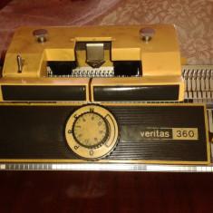 Masina de cusut - Masina de tricotat VERITAS 360