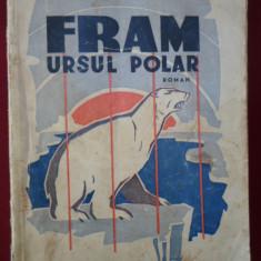 Carte de povesti - Cezar Petrescu - Fram, ursul polar - 344799