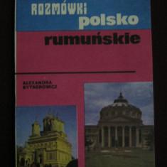 Ghid de conversatie - Alexandra Bytnerowicz - Rozmowki polsko-rumunskie - 340269