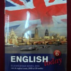 Ghid de conversatie litera - Ilies Campeanu - English Today, vol. 6 - 517808