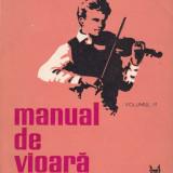 Ionel Geanta - Manual de vioara, vol. 3 - 512359 - Carte Arta muzicala