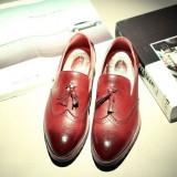 Pantofi Oxford mocasini