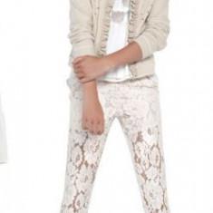 Pantaloni Mayoral dantela 6532 (Imbracaminte pentru varsta: 18 ani -170 cm, Model: floral)