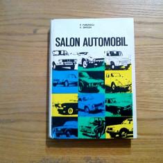 SALON AUTOMOBIL - Vasile Parizescu, V. Simtion - 1973, 327 p.