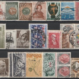 Lot Italia, timbre stampilate 2