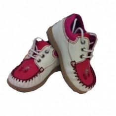 Pantofi copii - Pantofi cu siret fete 20 Tino
