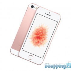 IPhone SE 16GB, roz | Sigilat | Garantie 1 an | Se aduce la comanda din SUA - Telefon iPhone Apple