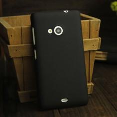 Husa Telefon Mercury - Husa Nokia Lumia 535 Goospery Jelly Case Neagra / Black