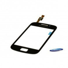 Touch Screen Samsung Galaxy Mini 2 S6500 Negru / Black - Touchscreen telefon mobil